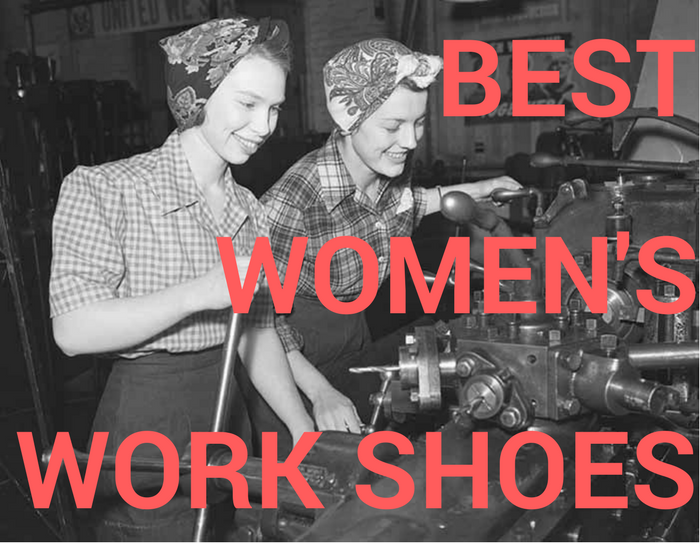 best womens work shoes