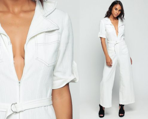 Summer Fashion Trends 70s jumpsuits in cotton