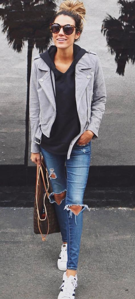 athleisure hoodie and jacket